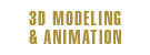 3D Modeling & Animation Samples